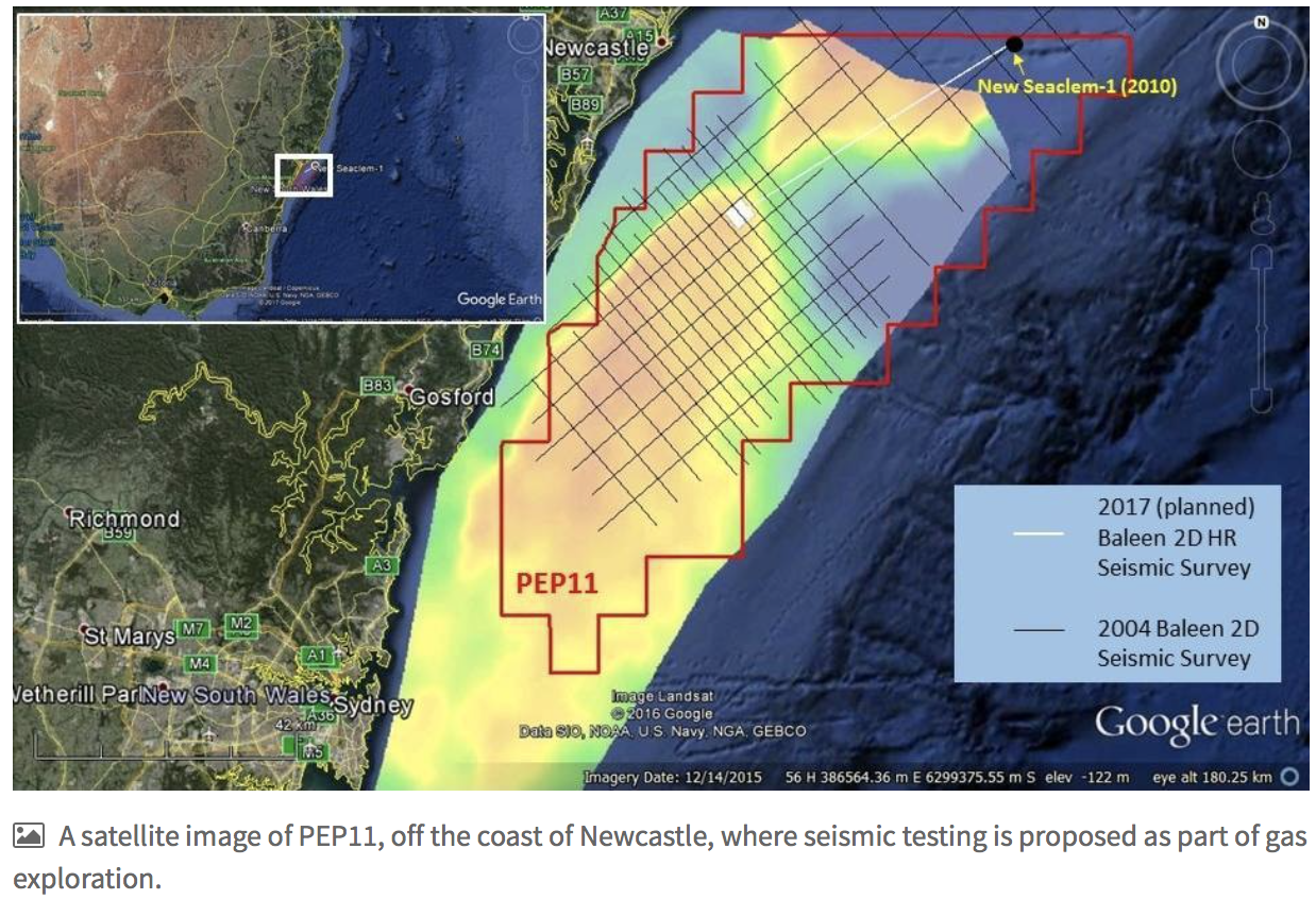 Seismic Testing And Its Effects