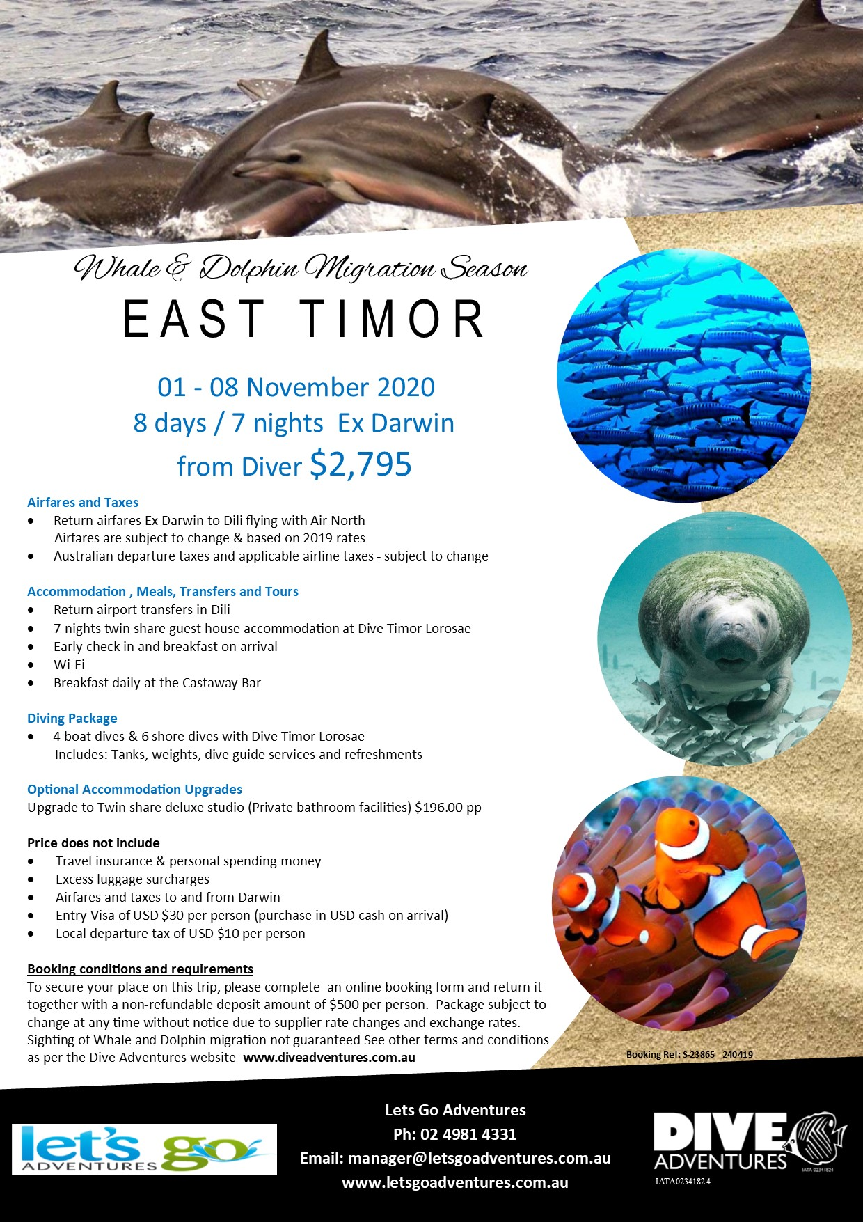 East Timor with Lets Go Adventures
